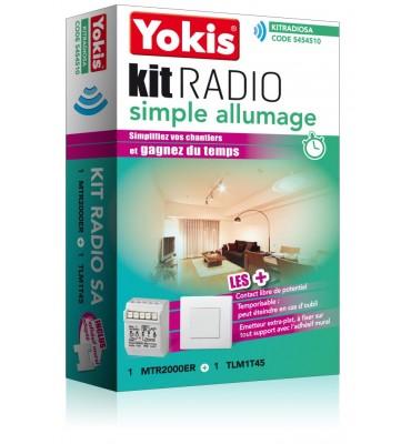 Kit Radio Simple Allumage Yokis