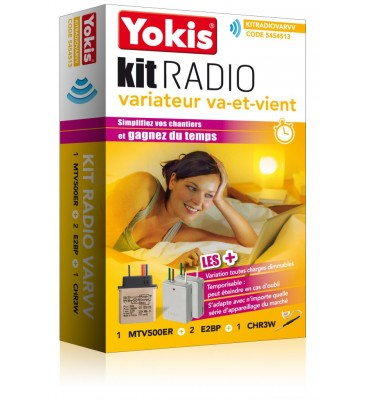Kit Radio Variation Va-et-Vient Yokis