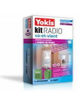 Kit Radio Va-et-Vient Yokis